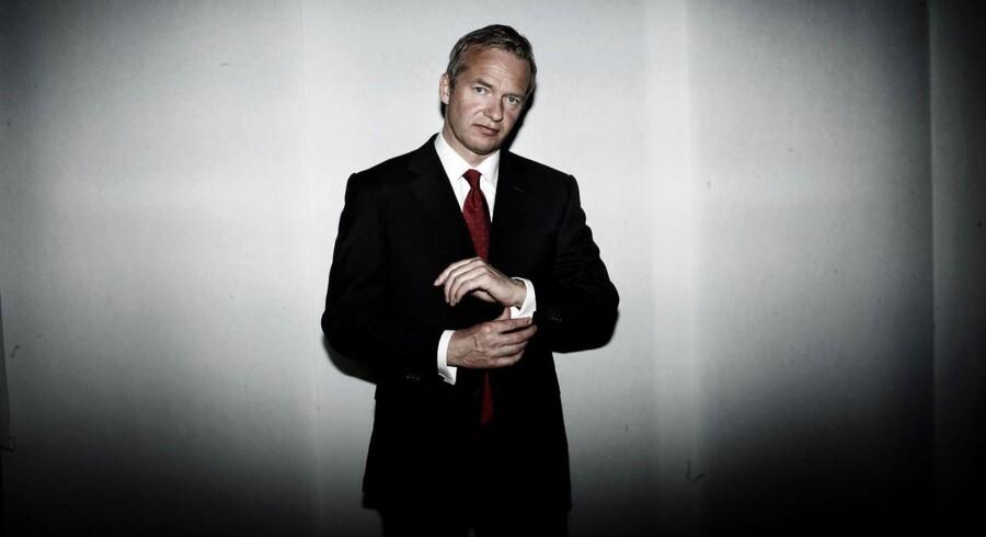 Iværksætteren og erhvervsmanden Lars Tvede.