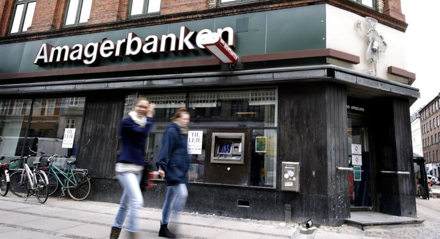 Amagerbankens krak viste Moody's, at staten ikke vil holde et sikkerhedsnet under banksektoren.