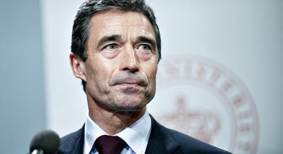 Anders Fogh Rasmussen var statsminister ansvarlig for samfundsøkonomien, påpeger økonom Morten Skak.