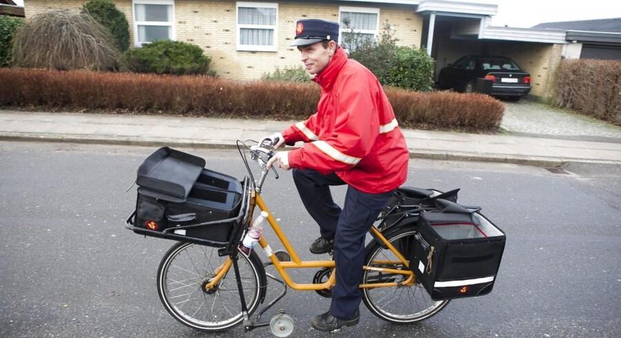 Det er ikke lige så sjovt, at være postbud, som det har været. Postbude er nemlig på en delt sidsteplads, når det gælder arbejdsmiljø, ifølge Ugebrevet A4.