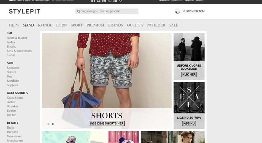Smartguys onlinesite, Stylepit.