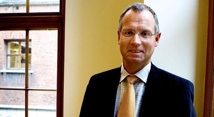 Henrik Ramlau fra Danica Pension: Hvis man vil med på en yderligere optur på aktier, så er det med at komme over i markedsrenteprodukterne.
