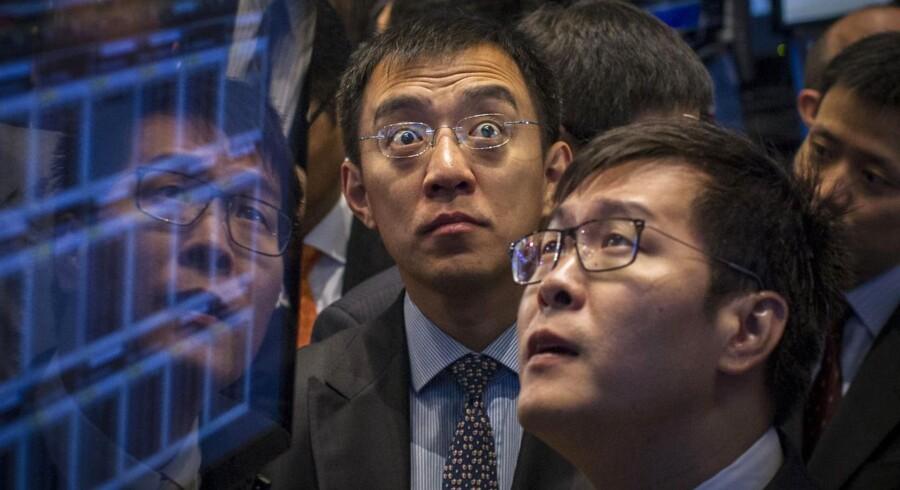 Et skift i investorernes humør kan komme som et lyn fra en klar himmel, advarer AktieUgebrevet.