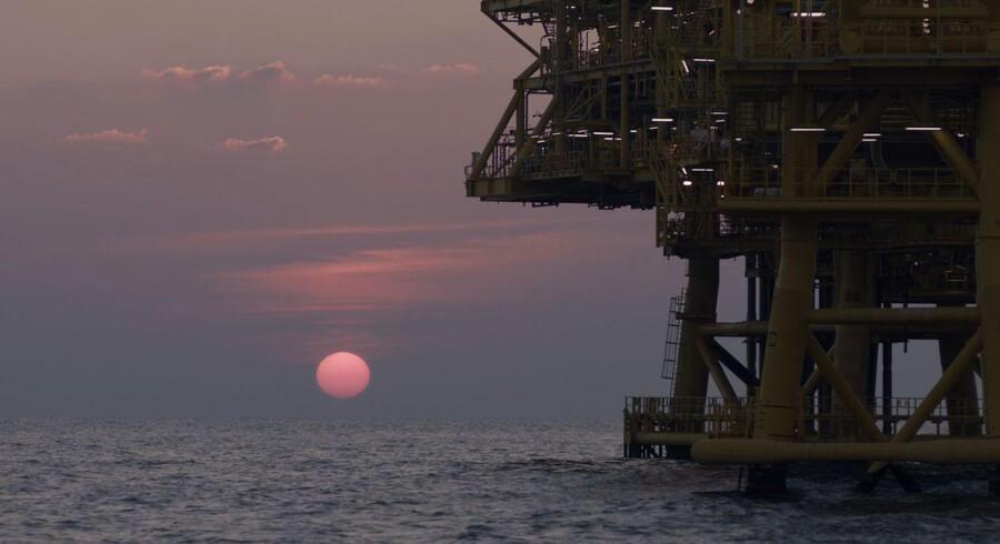 Maersk Oil deltager nu i omkring 30 licenser i havet ud for Norge.