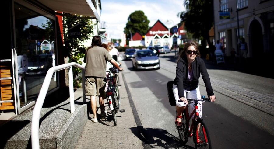 Hornbæk er et populært sommerhusområde, men alligevel er enkelte fritidshuse sendt på tvangsauktion.