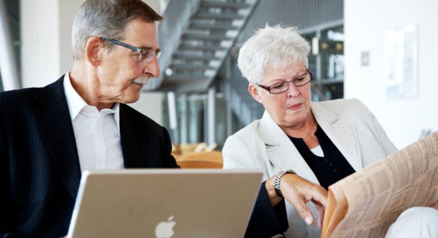 Omkring 100.000 danskere bliver ramt af det kommende loft over fradragsberettiget indbetaling på ratepensioner.