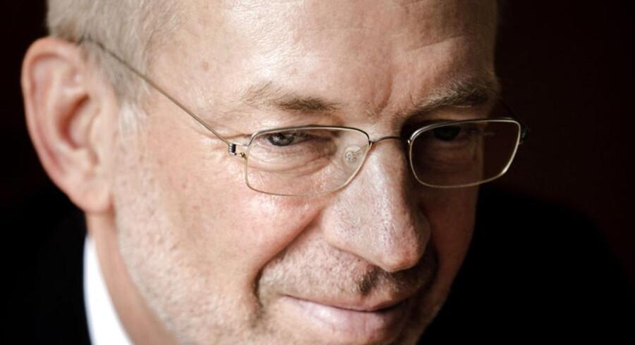 Peter Schütze, bestyrelsesformand DSB. Til BNY