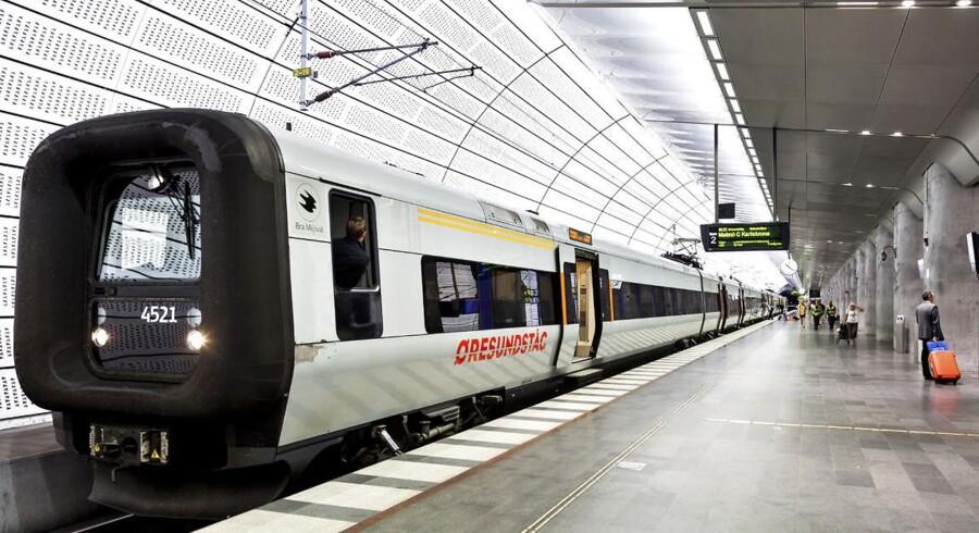 Siden Citytunneln blev etableret i Skåne, er strækningen mellem Danmark og Sverige blevet reduceret til 35 kilometer, uden at billetprisen har bevæget sig i samme retning.