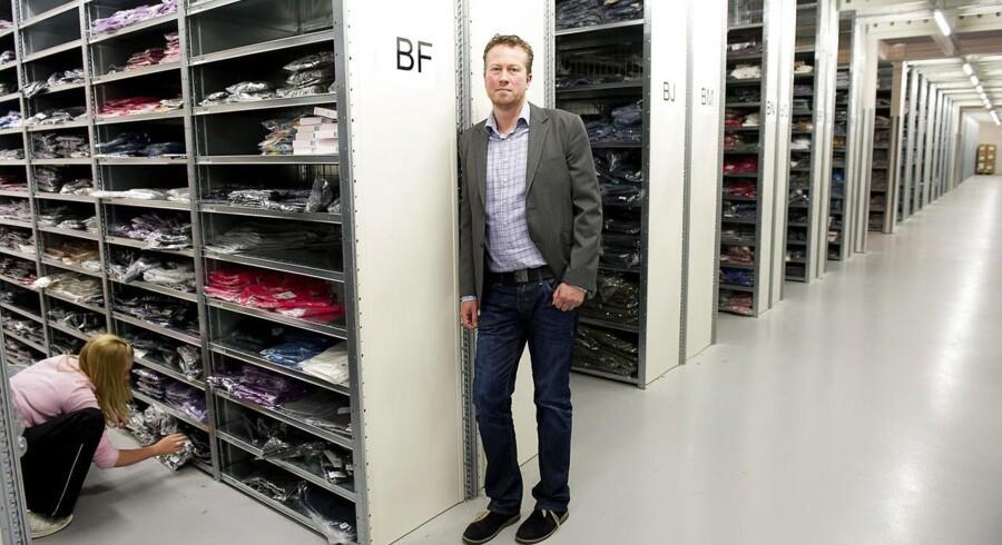 Direktør hos Smartguy, Christian Bjerre Kust.