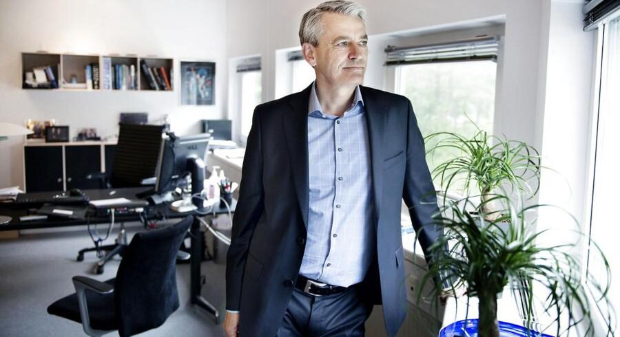Adm. direktør Anders Hedegaard i GN Resound