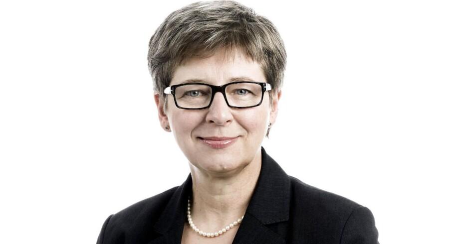 Berlingske Business' erhvervsredaktør Linda Overgaard.