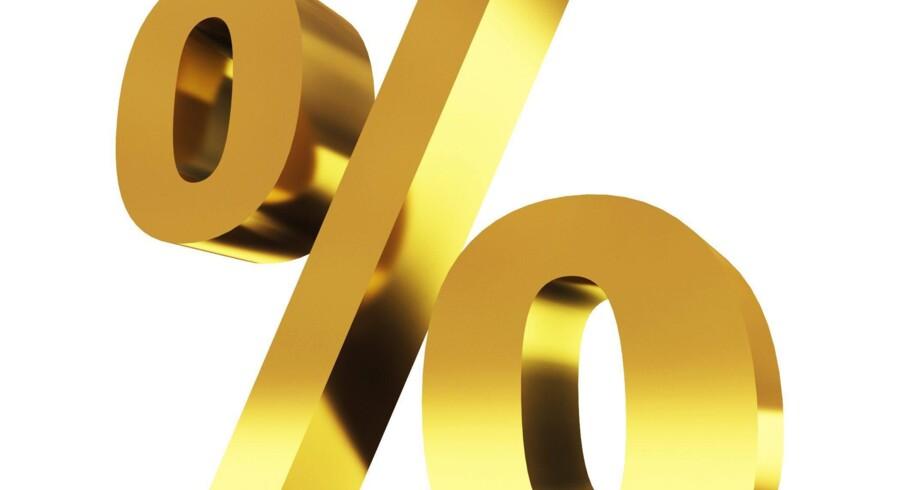 Det kan være guld værd, hvis man undersøger renten på f.eks. en kassekredit på en stribe forskellige banker. Der kan være rigtig mange penge at spare.