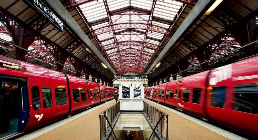 For alle dem, der tjekker ind i såvel S-tog som fjern- og regionaltog er der ændringer, nye tider og nye udfordringer forude.