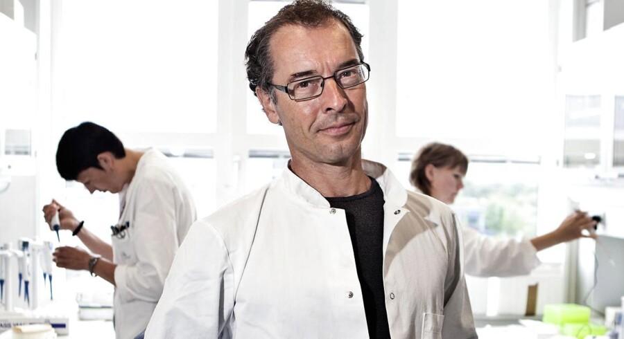 Novo Nordisks koncerndirektør for forskning, Mads Krogsgaard Thomsen.