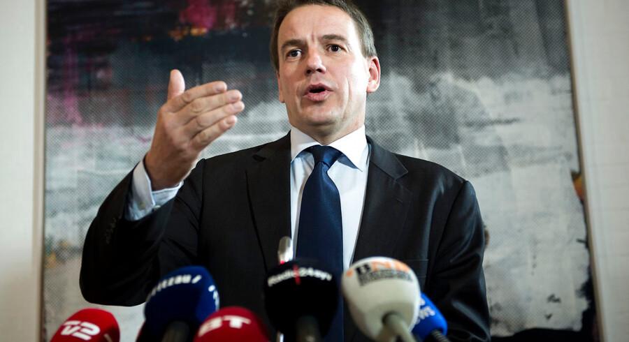 De Radikales tidligere udviklingsminister Christian Friis Bach er mandag efter regeringsrokaden blevet valgt som ny gruppeformand for partiet i Folketinget. BV.: