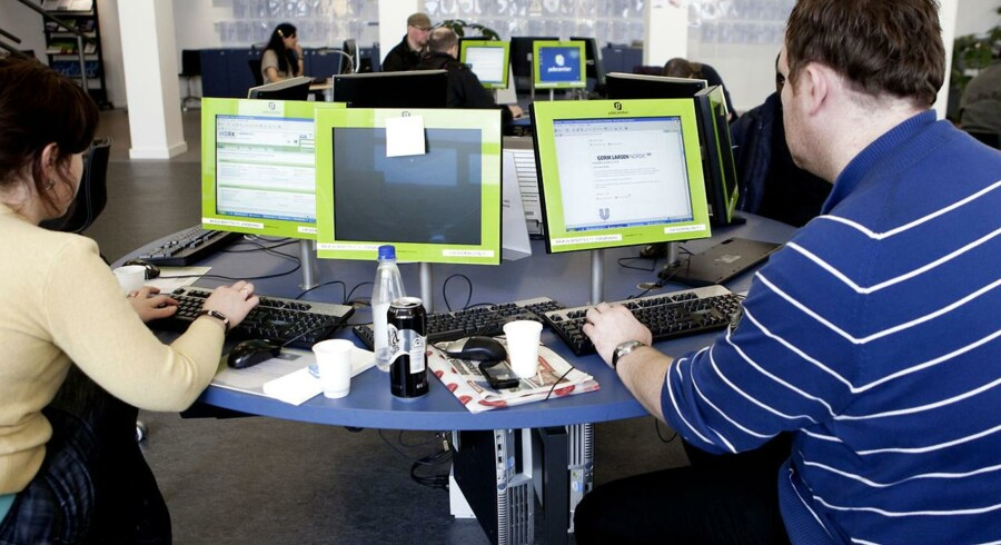 Den britiske udgave af en statslig jobportal har fremvist lige lovligt kreative jobopslag.