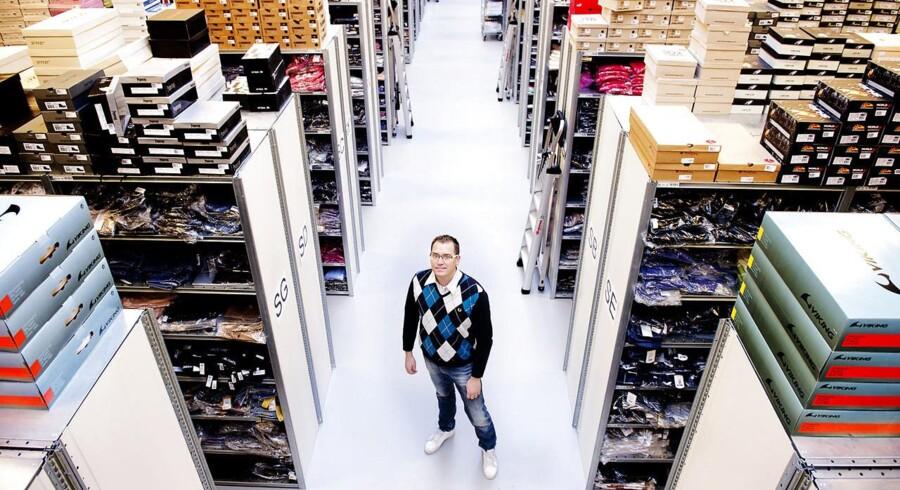 Nicolai Dines Kærgaard (på billedet) og Christian Bjerre Kusk, to af selskabets stiftere, som desuden besidder titlerne som henholdsvis forretningsudviklingsdirektør og indkøbsdirektør i Stylepit, er foreslået som nye medlemmer af bestyrelsen.