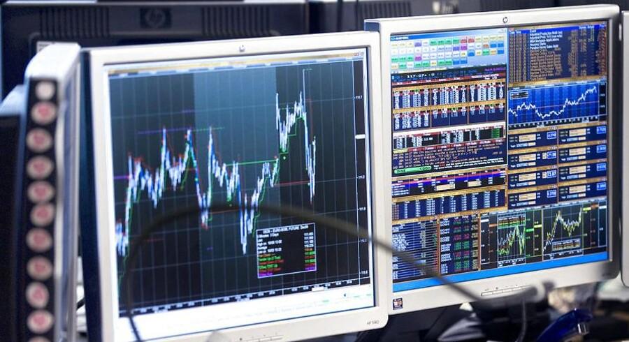 »Hvis man holder sig fra bankerne nu, tror jeg man vil ærgre sig om nogle år,« siger chefporteføljemanager i T. Rowe Price European Stock Fund, Dean Tenerelli.