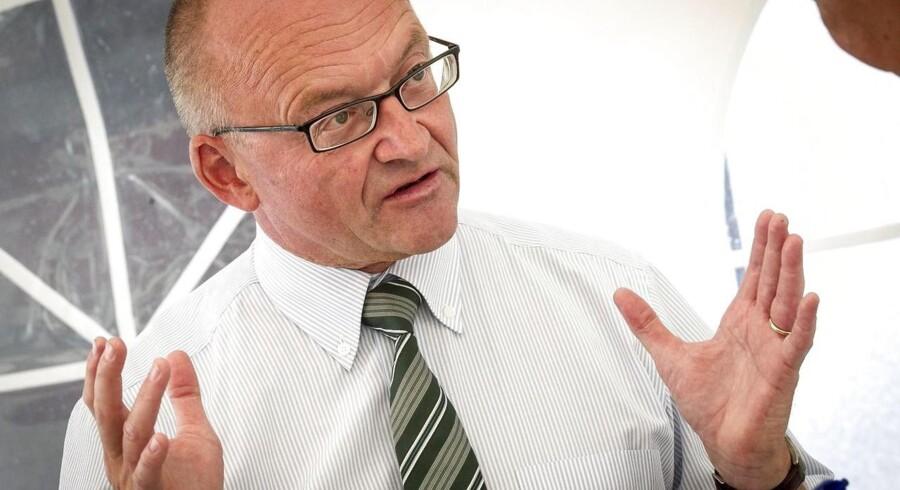 Pensiondanmarks topchef, Torben Möger Pedersen.