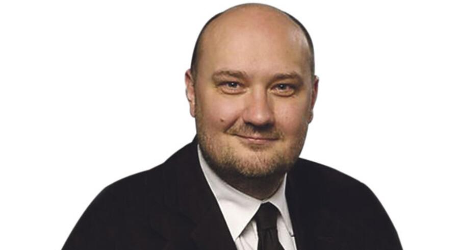 Søren Hviid Pedersen, cand.scient.pol. og ph.d.