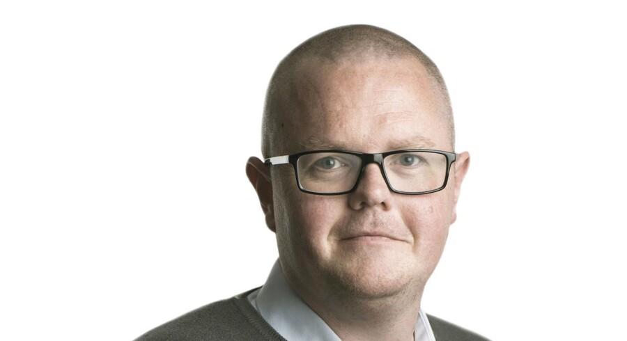 David Holt Olsen Byline/portræt af David Olsen