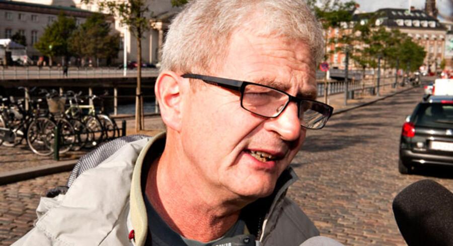 Holger K. Nielsen mener ikke, at de nødvendige tiltag til at revolutionere mediestøtten vil blive taget.