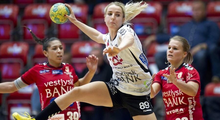 Lars Rasmussen kom til Siofok efter at have trænet Ringkøbing Håndbolds kvinder.