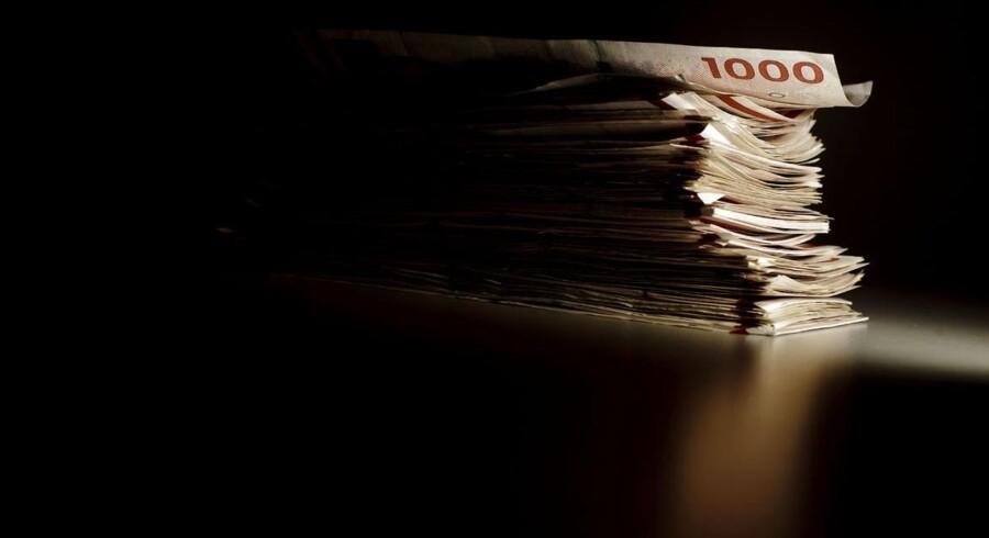 Der står millioner af pensionsopsparinger rundt omkring i de danske pensionsselskaber, som der ikke længere indbetales på