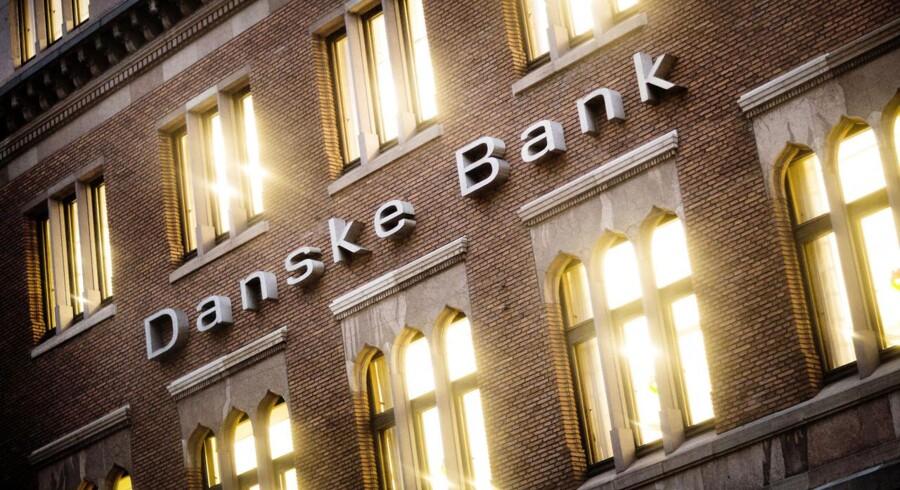 På et simpelt boliglån har Danske Bank nu et rentespænd fra 5,75 pct. til omkring 13 procent.