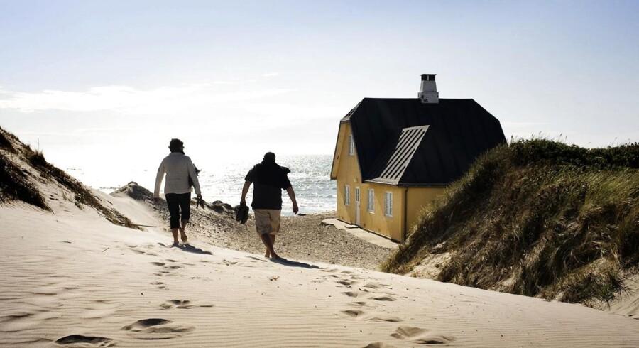 Som udlandsdansker må du ikke have opholdt dig mere end 180 dage i Danmark inden for de seneste 12 måneder.