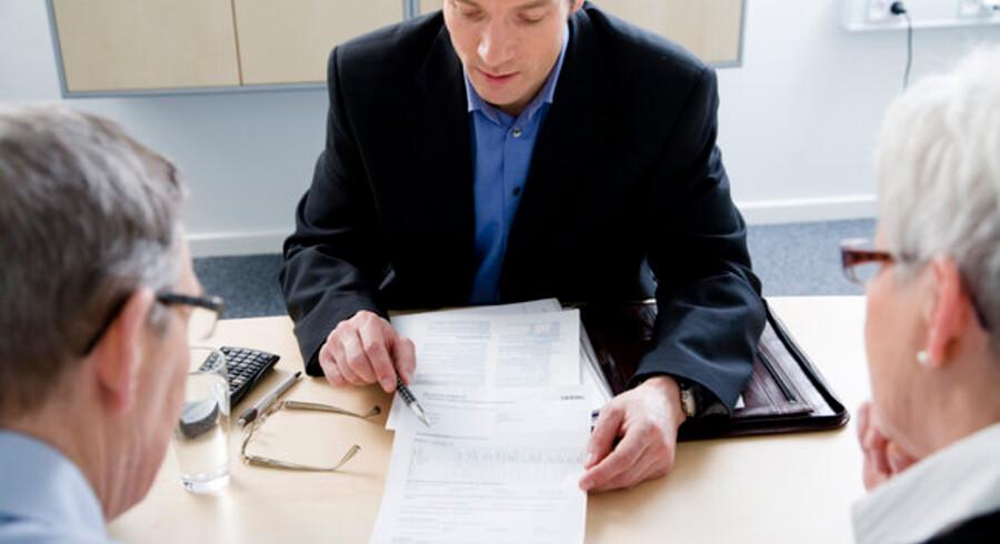 Hver dansker over 25 år har en pensionsopsparing på cirka 725.000 kroner i gennemsnit.
