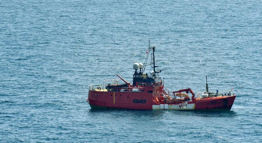 Mærsk vil via selskabet Esvagt ind på markedet for havvindmøller. To specialbyggede skibe til en samlet værdi af cirka 800 millioner kroner er allerede bestilt far det norske værft Havyard Ship Technology.