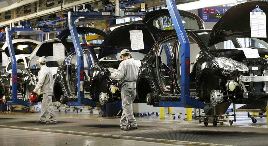 General Motors har overgået markedets forventninger.