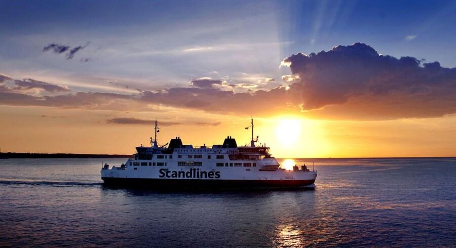 Scandlines er et af Europas største færgerederier.