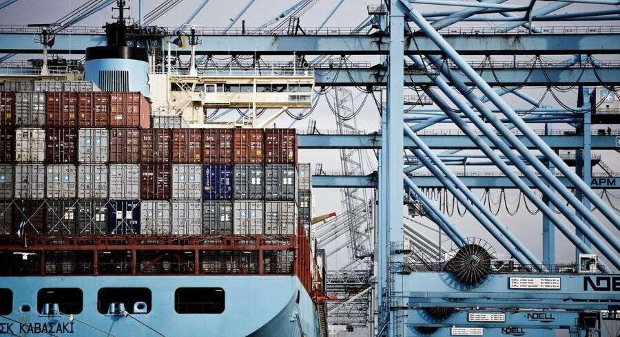 Maersk Tankers har frasolgt den kommercielle del af Broström i Singapore.