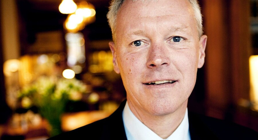 Sparekassen Lollands direktør Lynge Thang Jørgensen.