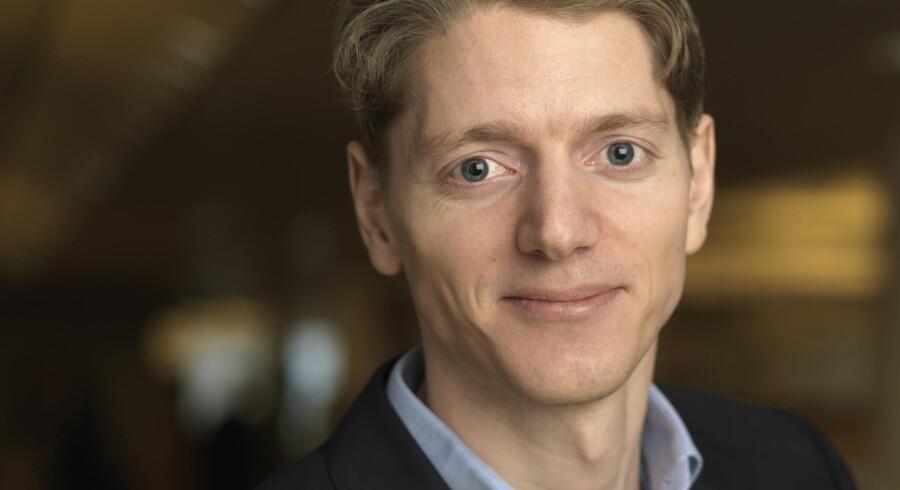 33-årige Robert Mærsk Uggla fortsætter op i Mærsk-hierakiet.
