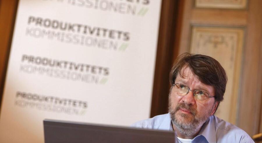 Peter Birch Sørensen, formand for produktivitetskommissionen