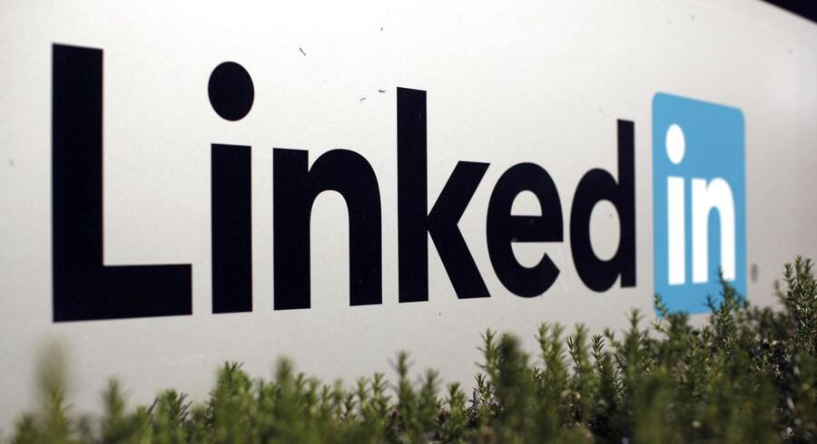 For syvende kvartal i træk, lige siden virksomheden blev børsnoteret i 2011, overgik det sociale netværk LinkedIn markedets forventninger.