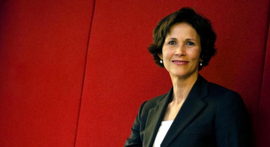 Direktør i Konkurrence og forbrugerstyrelsen Agnete Gersing