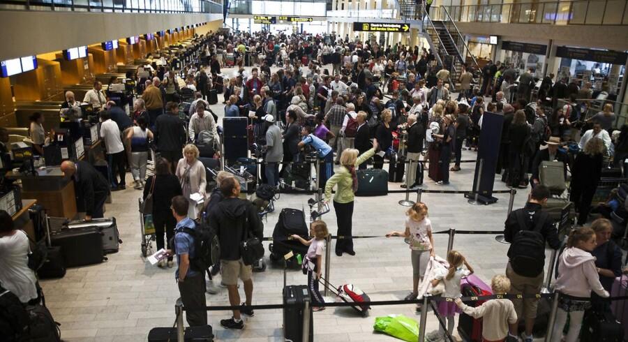 """Københavns Lufthavn trænger til konkurrence, mener folkene bag projektet """"Terminal A"""", men efter fire år er myndighedernes godkendelse endnu ikke i hus."""