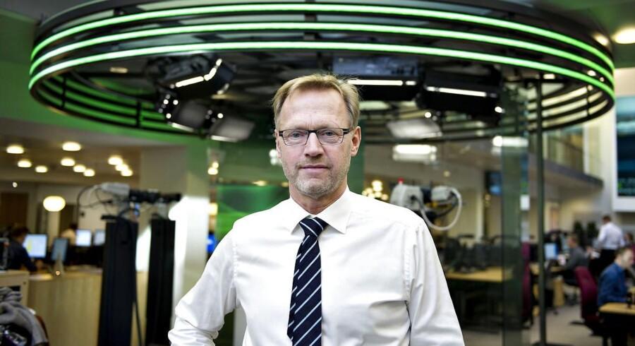 Jyske Banks ordførende direktør Anders Dam.