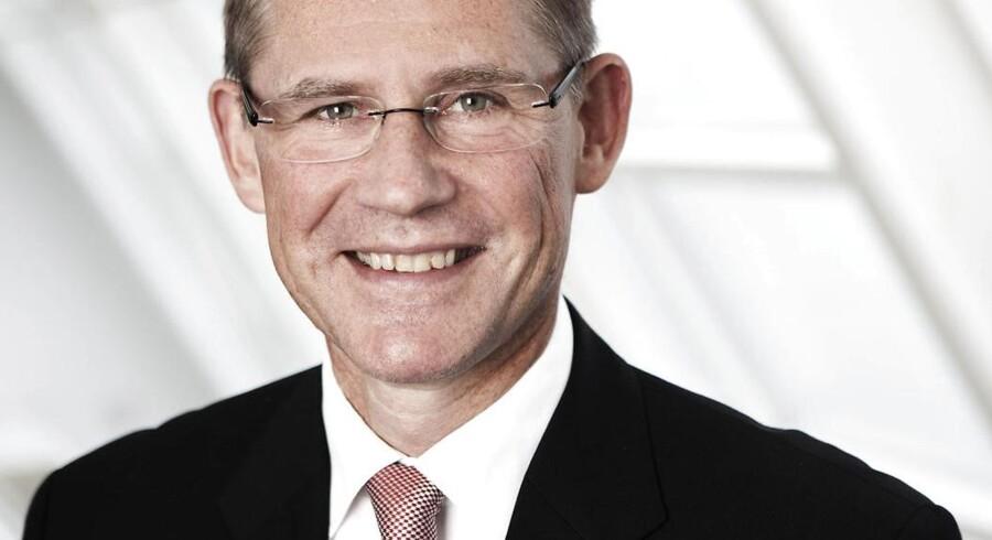 Lars Rebien Sørensen, topchef for Novo Nordisk, har høje forhåbninger til midlet Tresiba.