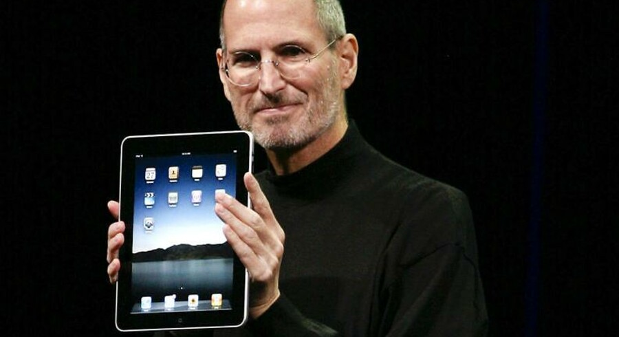 """""""Steve Jobs"""" og """"iPad 2"""" er blandt de mest populære Google-søgninger i 2011."""