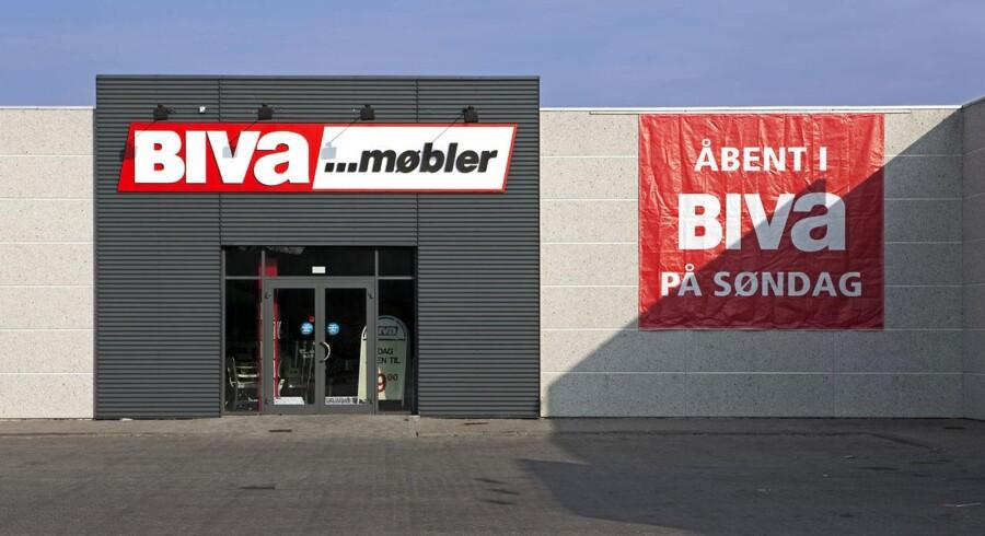 Biva gik konkurs i slutningen af juni.