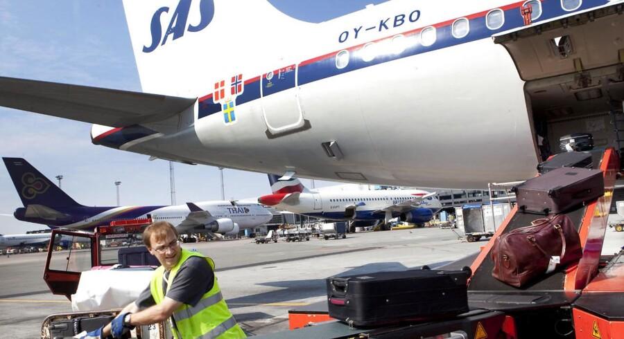SAS har solgt 10 pct. af sine tre selskaber under SAS Ground Handling til Swissport. Aftalen er noget mindre omfattende end den foreløbige hensigtserklæring, der blev annonceret i marts.