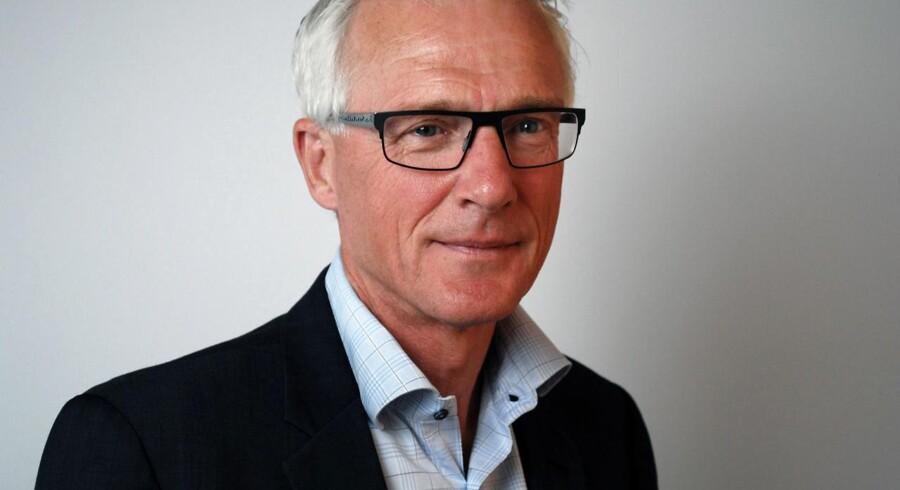 Jens Bjerg Sørensen er direktør for Schouw & Co., som for omkring 150 millioner kroner har købt sig til et stærkere brohovede i USA.