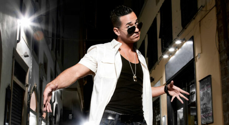 "Michael ""The Situation"" Sorrentino."