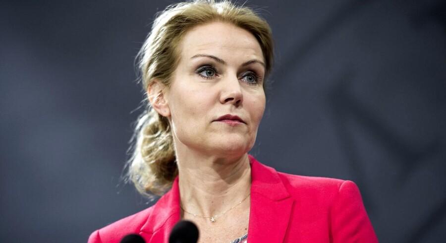 Statsminister Helle Thorning-Schmidt (S) er ikke meget for at lempe finanspolitikken yderligere - og det gør hun klogt i, mener OECD.