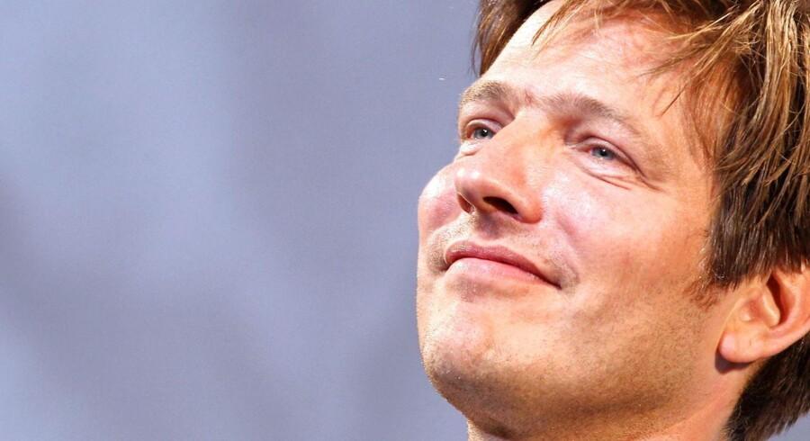 Thomas Vinterberg har instrueret »Jagten«, der er nomineret til en Oscar.